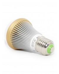 Bec LED E27 5W lumina Alb Rece LED Interior