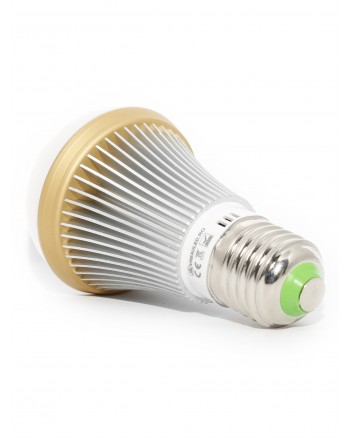 Bec LED E27 5W lumina Alb Rece