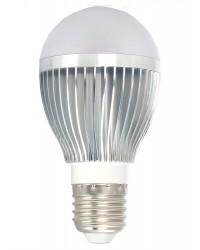 Bec LED E27 5W Dimabil Rece LED Interior