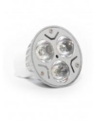 Bec LED GU10 3W Alb Rece LED Interior