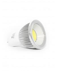 Bec LED MR16 GU5.3 3W Alb Cald LED Interior