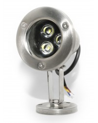 Proiector LED exterior acvatic PS004 3W LED Exterior