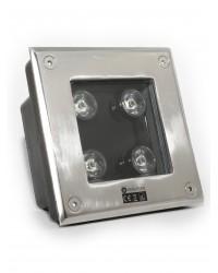 Spot LED exterior incastrabil PS001 4W LED Exterior