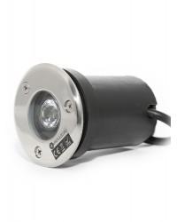 Spot LED exterior incastrabil PS003 1W LED Exterior