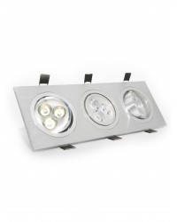 Lampa LED interior incastrabila PL003 9W LED Interior