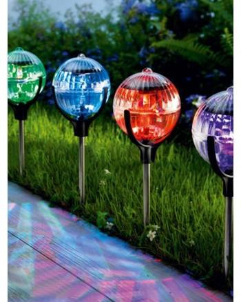 Lampa LED solara de gradina impermeabila