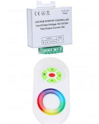 Modul Wireless pentru benzi LED RGB (telecomanda inclusa) Accesorii LED