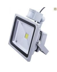 Proiector exterior cu Senzor PE016 30W Proiectoare LED