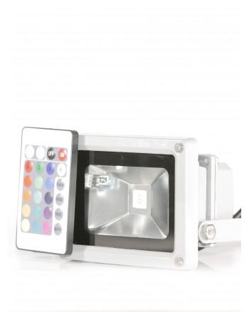 Proiector exterior RGB PE005 10W - cu telecomanda