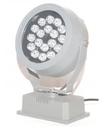Proiector exterior RGB RF 18W LED Exterior