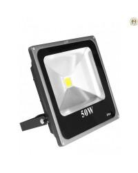 Proiector exterior Slim PE017 50W Proiectoare LED