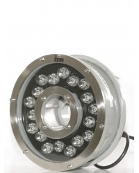 Proiector fantani DMX RGB 18W LED Exterior