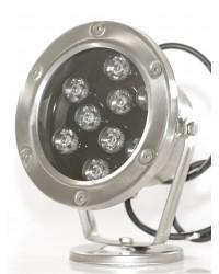Proiector fantani RGB 9W LED Exterior