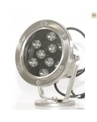 Proiector fantani Wireless RGB 9W (acvatic) Proiectoare fantani LED