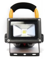 Proiector portabil cu acumulator PP001 10W LED Exterior